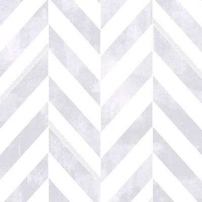 Papel de Parede Italie Silver 0,50x10m  - Home Finish