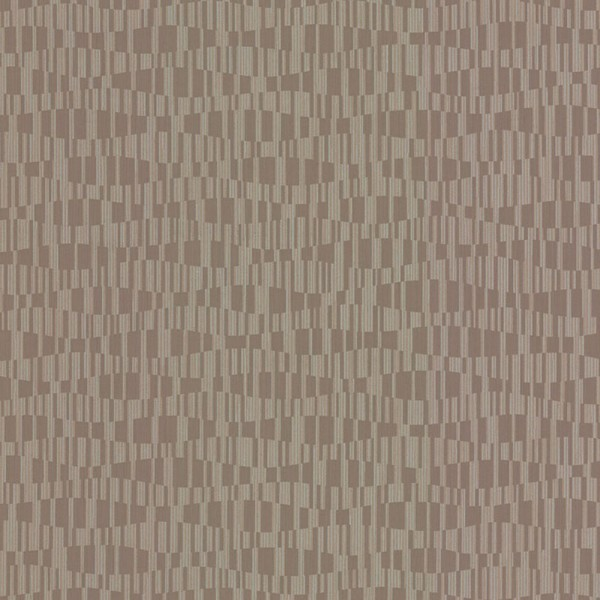Papel de Parede Atonal Taupe Stripe 0,50x10m - Home Finish